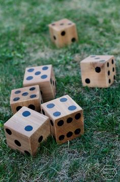 5 DIY Yard Games, Ho