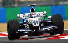 BMW Williams F1 Team No.3 Juan-Pablo MONTOYA WILLIAMS FW25 BMW P83 NA3.0L V10 Michelin