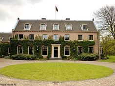 Villa Eikenhorst is the residence of King Willem-Alexander, Queen Máxima and their children. Villa Eikenhorst is situated on the forested De Horsten estate in Wassenaar. Despite being a private residence, the King and Queen sometimes host foreign guests there.