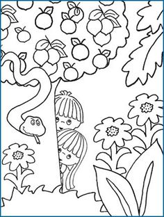 adam eve coloring page if youre ready to buy the top rated adult coloring books and supplies including colored pencils watercolors