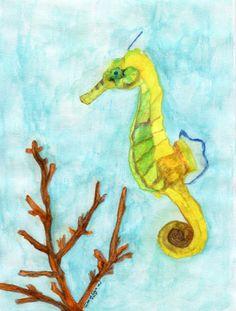 Arte Infantil - En el Mar