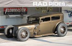 Classic Hot Rod, Classic Cars, American Auto, Hot Rod Trucks, Kustom Kulture, Pinstriping, Street Rods, Retro Cars, Ford Models