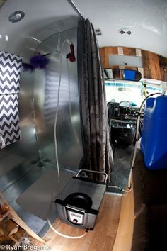 4x4 School Bus Tiny House Conversion: Short Bus to Tiny Home Photo