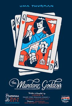 """Watch """"The Mundane Goddess"""" here.Directed by Henco JProduced by Kevin Spacey, Dana Brunetti, Carter Swan I had the recent pleasu..."""