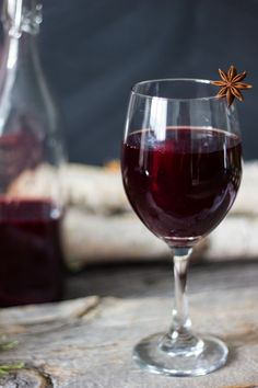 Mulled Wine, a delic