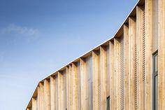 Gallery of Bezos Angela Davis School / archi5 + Tecnova Architecture - 11