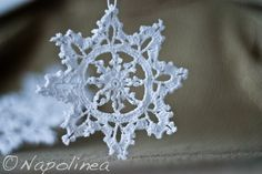 crochet snowflakes https://www.etsy.com/uk/listing/159361575/crochet-snowflakes-christmas-decoration?ref=listing-shop-header-1