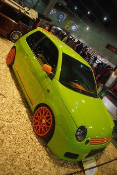 Vw Lupo by Heavymedicated