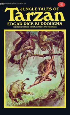 Neal Adams Jungle Tales of Tarzan