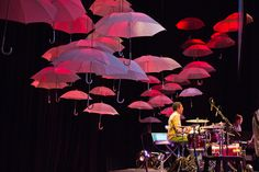 Umbrelly Fish | Church Stage Design Ideas