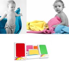 Super Toallas para bebés y niños