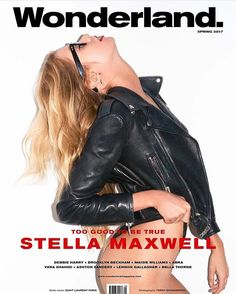 Stella Maxwell by Terry Richardson