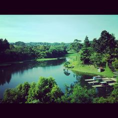 #lido_lake #bogor #view #mountain