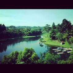#lido_lake #bogor #view #mountain