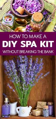 Here are 8 ways to make a DIY spa kit that looks like a luxurious expensive gift. Here are 8 ways to make a DIY spa kit that looks like a luxurious expensive gift. Diy Spa Day, Spa Day At Home, Home Spa, Kit, Expensive Gifts, Spa Party, Peeling, Spa Gifts, Homemade Beauty Products
