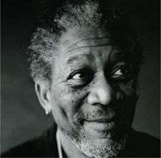 With facial hair as special as his deep, silky voice, Morgan Freeman has some of the best hair of the modern generation.