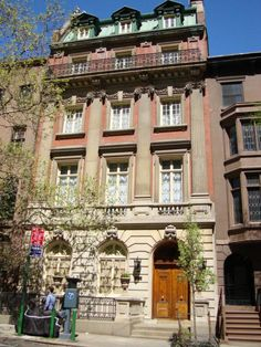 one day i will live in new york in a brownstone, until then i will visit until it drives my husband nuts