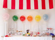Candy Land Party Theme