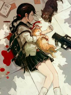 Anime Artworks by Gilang Andrian