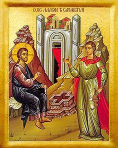 Cristo e la Samaritana