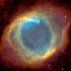 "Outer Space-- the ""God's Eye"""