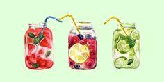 Water Bottle, Jar, Drinks, Water Still, Bodysuit Fashion, Bottle, Home Made, Water Bottles, Drink