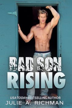 He's hot and he plays by his own rules ... until he finds himself in the middle of a game he doesn't understand, on a playing field where he loses his bearings. What happens when the consumate player starts playing with his heart?  Bad Son Rising - fall in love with the ultimate misunderstood bad boy, Zac Moore.
