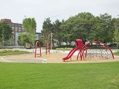 A new park in the Rivertowne neighbourhood, north of Queen Street East and west of Broadview Avenue, will open to the public Friday, Aug. Meeting Place, Playgrounds, Toronto, The Neighbourhood, Park, Places, Photos, Pictures, Photographs