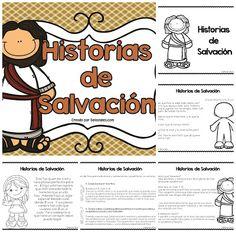 De los tales: Historias de Salvación