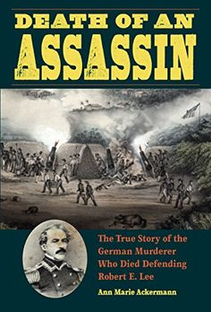 Death of an Assassin by Ann Marie Ackerman is a well plotted and researched book of crime, war, and intrigue. The pages are filled with historical facts as well as reenactments of events as they are thought to have occurred. The solving of one of the oldest cold cases in history and the link to the USA's past is fascinating. READ MORE... http://www.thecozyreview.com