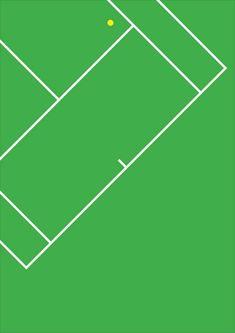 Minimal (Harry Heptonstall?)  #Wimbledon #tennis   via @tonyplcc