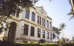 Itapetininga (SP) - Escola Estadual Fernando Prestes