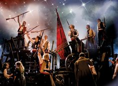 """Broadway production of Les Miserables.  My favorite Broadway show of all time, a touching tale of redemption.  And hearing """"I Dreamed a Dream"""" sung live in the theatre gives me goosebumps every time...so beautiful."""
