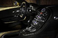 Bling it Again: Mansory Bugatti Veyron LINEA Vincero d'Oro - Carscoops