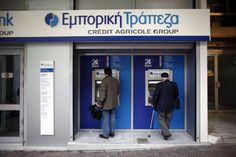Greek Bank Deposit Outflows Said to Have Risen Before Elections .(June 13th 2012)