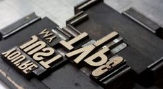 """""""Moveable Type"""" Offers Letterpress Classes Out Of A Truck"""