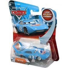 Disney Cars - #47 The King