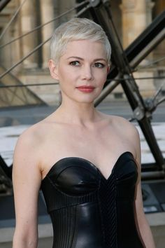 True pixie on Michelle Williams