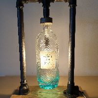 Mason Jar Lamp, Table Lamp, Home Decor, Crafting, Table Lamps, Decoration Home, Room Decor, Home Interior Design, Lamp Table