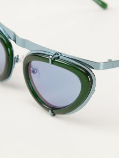 These Erdem cat eye sunglasses from Farfetch are the best accessory to add instant cool to your summer outfit