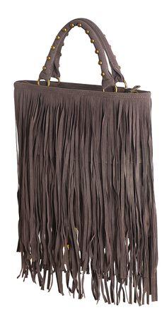 Τσάντα με κρόσια 28.90€ #handabgs #women #fashion #trendsetters