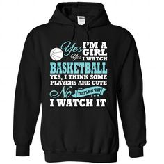 I love Basketball T Shirts, Hoodies, Sweatshirts. GET ONE ==> https://www.sunfrog.com/States/I-love-Basketball-5963-Black-35019155-Hoodie.html?41382