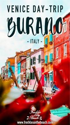 Visit Burano is one of the most fun Things To Do In Venice, Italy. And a great Venice Italy Aesthetic for Photography! Go to burano as a fun day trip from venice. | what to do in venice, venice things to do in, venice in a day, italy travels, things to do in venice, italy travel venice, venice travel, venice italy travel, venice guide, travel venice, venice canals, italy photography venice, italy venice photography, venice italy photography, venice photography