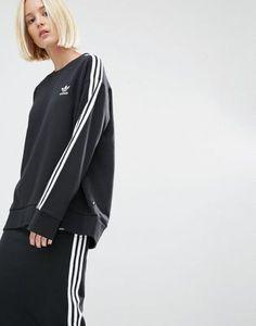 adidas Originals - Sweat à trois bandes