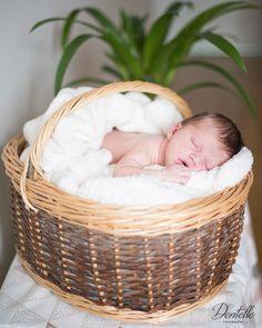 Panier bébé - Mélanie Robin pour Dentelle Photographie - www.dentellephotographie.com