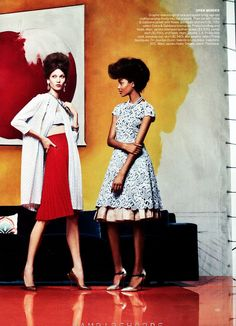 American Vogue - eternal optimism