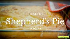 Michelin star chef Tom Kerridge's Healthy Shepherd's Pie Recipe. Delicious, warming and healthy. What's not to love? Recipe here!