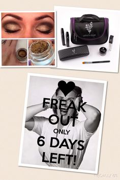 Oh no!!! Please ladies you won't want to miss out on this... ORDER TODAY!!! Only 6 more days left.. Kudos special, totally love mine and you know you want it. Get the splurge shadow cream! Once you get that you will want to add more. This is better than Mac or bare minerals.. Cost is better and product is better. All natural!!   HURRY WHILE SUPPLIES LAST!!!   Check out my website www.lashupwithdawn.com
