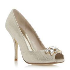 daf32b1423c 27 Best Wedding shoes images in 2015   Bridal shoe, Bhs wedding ...
