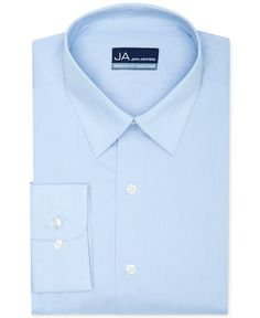 John Ashford Solid Dress Shirt
